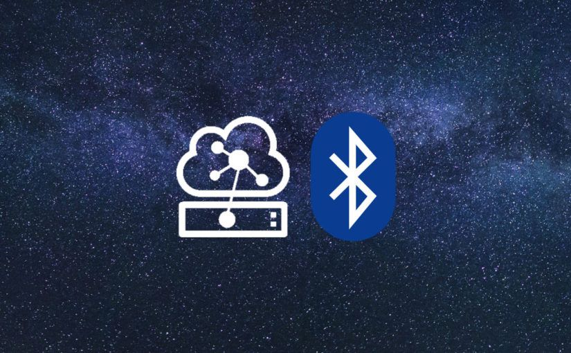 Bluetooth Low Energy BLE devices with Azure IoT Edge